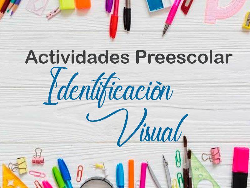 Actividad de Identificación Visual
