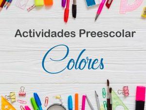 Actividad con Colores