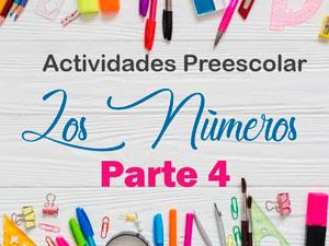 Actividades números básicos 4