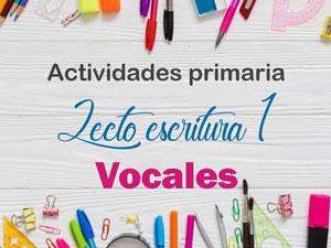 Actividad Vocales